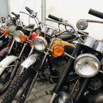 PRL-owskie motocykle.