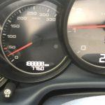 Szczęśliwy przebieg samochodu - prawie same 88888 - jak numer Roberta Kubicy.